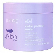 Düfte, Parfümerie und Kosmetik Farbschützende Haarmaske - H.Zone Colour Protect Mask