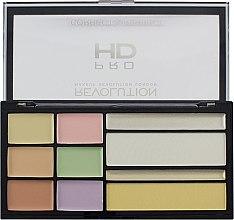 Düfte, Parfümerie und Kosmetik Concealer-Palette - Makeup Revolution HD Correct and Perfect Palette
