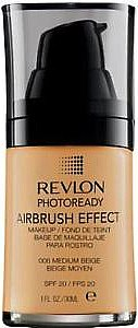 Foundation - Revlon Photoready Airbrush Effect Foundation — Bild N2