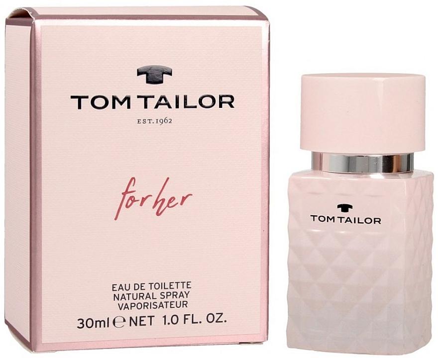 Tom Tailor For Her - Eau de Toilette