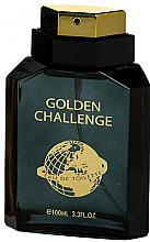 Düfte, Parfümerie und Kosmetik Omerta Golden Challenge For Men - Eau de Toilette