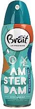 Düfte, Parfümerie und Kosmetik Trockener Lufterfrischer City Break -Amsterdam - Brait Dry Air