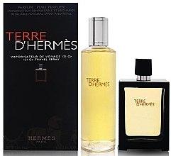 Düfte, Parfümerie und Kosmetik Hermes Terre d'Hermes - Duftset (Eau de Parfum 30ml + Eau de Parfum 125ml)