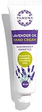 Düfte, Parfümerie und Kosmetik Handcreme mit Lavendelöl - Yamuna Lavender Oil Hand Cream