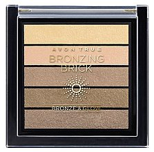 Düfte, Parfümerie und Kosmetik Gesichtsbronzer - Avon True Bronzing Brick