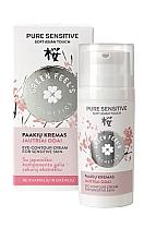 Düfte, Parfümerie und Kosmetik Augencreme für empfindliche Haut mit Sakura-Extrakt - Green Feel's Eye-Contour Cream