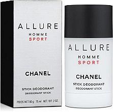 Düfte, Parfümerie und Kosmetik Chanel Allure Homme Sport - Parfümierter Deostick für Männer
