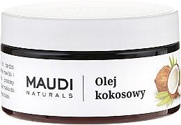 Düfte, Parfümerie und Kosmetik Kokosöl für Gesicht - Maudi