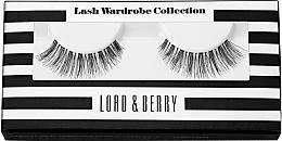 Düfte, Parfümerie und Kosmetik Echthaarwimpern EL1 - Lord & Berry Lash Wardrobe Collection