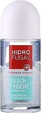 Düfte, Parfümerie und Kosmetik Deo Roll-on Antitranspirant mit frischem Duft - Hidrofugal Shower Fresh Roll-on