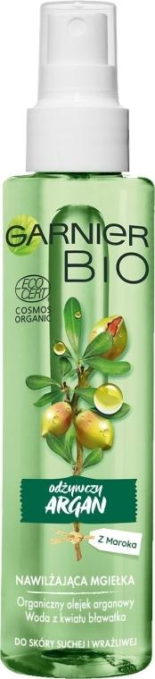Pflegendes Gesichtsspray mit Arganöl - Garnier Bio Rich Argan Nourishing Mist