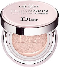 Düfte, Parfümerie und Kosmetik Cushion Foundation (2 x 15 g) - Dior Capture Dreamskin Moist & Perfect Cushion SPF 50 PA+++