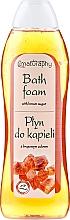 Düfte, Parfümerie und Kosmetik Badeschaum mit braunem Zucker - Bluxcosmetics Naturaphy