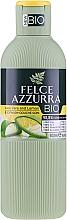 Düfte, Parfümerie und Kosmetik Duschgel mit Aloe Vera und Zitrone - Felce Azzurra BIO Aloe & Lemon Shower Gel