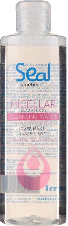 Mizellenwasser für empfindliche Haut - Seal Cosmetics Micellar Cleansing Water