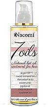 Düfte, Parfümerie und Kosmetik Haarmaske - Nacomi 7 Oils Natural Hair Mask