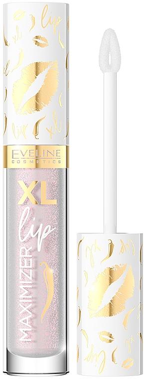 Lipgloss für mehr Volumen - Eveline XL Lip Maximizer