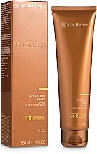 Sonnenschutzmilch für den Körper SPF 30 - Academie Bronzecran Body Sunscreen Milk High Protection — Bild N1