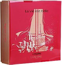 Düfte, Parfümerie und Kosmetik Lancome La Vie Est Belle - Duftset (Eau de Parfum 75ml + Eau de Parfum Mini 4ml + Körperlotion 50ml)