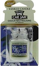 Düfte, Parfümerie und Kosmetik Auto-Lufterfrischer - Yankee Candle Car Jar Ultimate Midnight Jasmine