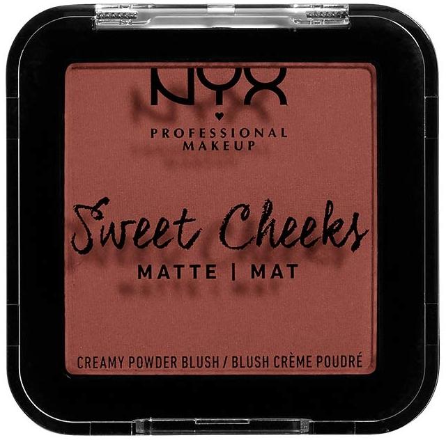 Mattierendes Rouge - NYX Professional Makeup Sweet Cheeks Matte Blush