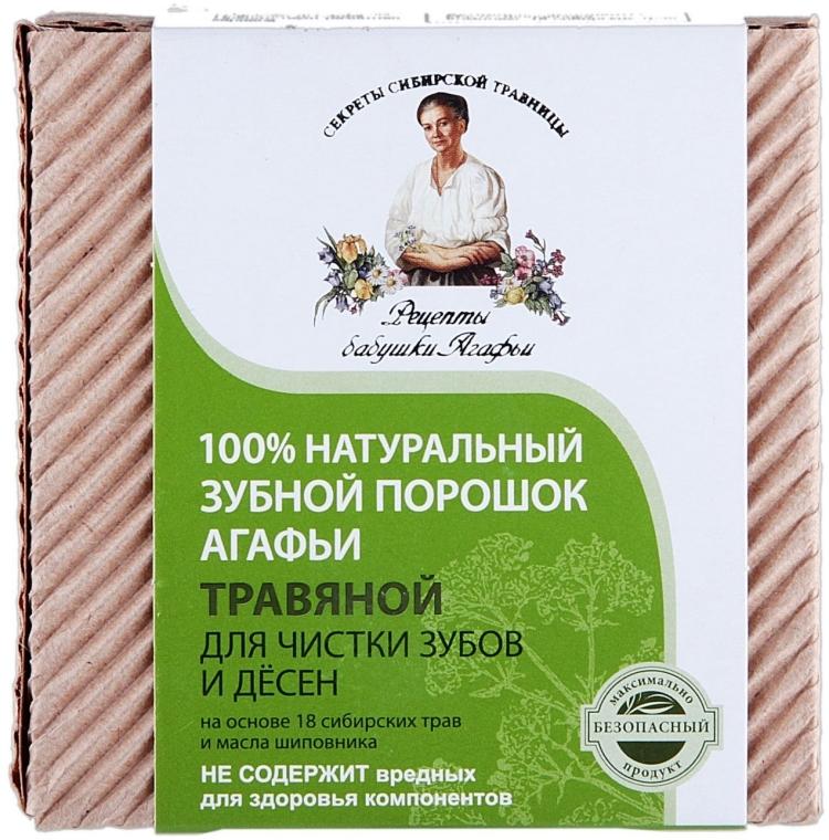 100% Natürliches Kräuterzahnpulver - Rezepte der Oma Agafja — Bild N4
