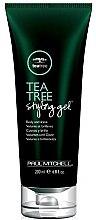 Düfte, Parfümerie und Kosmetik Haargel mit Teebaum-Extrakt - Paul Mitchell Tea Tree Styling Gel