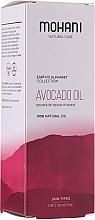 Düfte, Parfümerie und Kosmetik Bio Avocadoöl mit sieben Vitaminen für Haar, Wimpern und Nägel - Mohani Avocado Oil