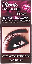 Düfte, Parfümerie und Kosmetik Henna - Creme-Henna für Augenbrauen