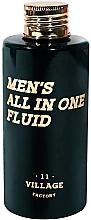 Düfte, Parfümerie und Kosmetik Feuchtigkeitsspendendes Gesichtsfluid für Männer - Village 11 Factory Men's All in One Fluid