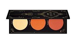 Düfte, Parfümerie und Kosmetik Rouge-Palette - Zoeva Aristo Blush Palette