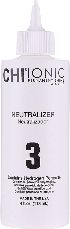 Dauerwelle-Set Selection 2 - CHI Ionic Permanent Shine Waves Selection 2 — Bild N4