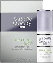 Düfte, Parfümerie und Kosmetik Gesichtskonzentrat zur Behandlung der unreinen Haut - Isabelle Lancray Puraline Detox Pure Complexion Concentrate