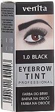 Düfte, Parfümerie und Kosmetik Augenbrauenfarbe - Venita Henna Proffesional