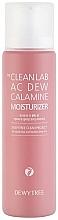 Düfte, Parfümerie und Kosmetik Feuchtigkeitsspendende Gesichtscreme mit Calamin - Dewytree The Clean Lab AC Dew Calamine Moisturizer