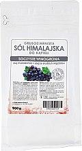 Düfte, Parfümerie und Kosmetik Grobkörniges Himalaya-Badesalz Saftige Trauben - E-fiore Himalayan Salt Juicy Grapes