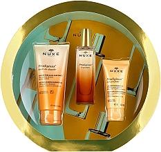 Düfte, Parfümerie und Kosmetik Nuxe Prodigieux Le Parfum - Duftset (Eau de Parfum 30ml + Duschöl 30ml + Körpermilch 100ml)
