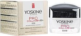 Düfte, Parfümerie und Kosmetik Tagescreme für trockene und empfindliche Haut 60+ - Yoskine Classic Pro Collagen Day Cream 60+