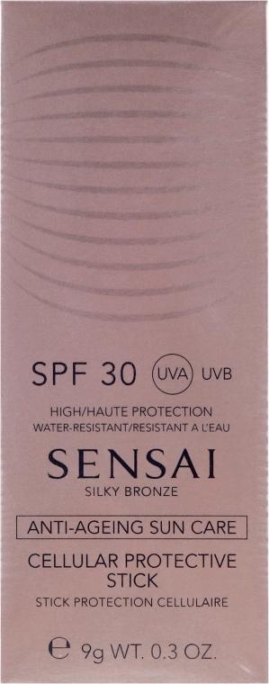Sonnenschutz-Stick für das Gesicht SPF 30 - Kanebo Sensai Cellular Protective Stick  — Bild N2