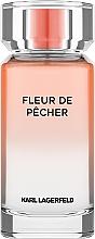 Düfte, Parfümerie und Kosmetik Karl Lagerfeld Fleur De Pecher - Eau de Parfum