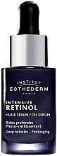Düfte, Parfümerie und Kosmetik Intensives Anti-Falten Gesichtsserum mit Retinol - Institut Esthederm Intensive Retinol Oil Serum