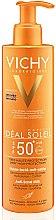 Düfte, Parfümerie und Kosmetik Körper Sonnenschutzmilch - Vichy Ideal Soleil Anti-Sand Milk SPF50+
