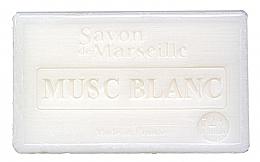 Düfte, Parfümerie und Kosmetik Marseille Seife Weißer Moschus - Le Chatelard 1802 Savon de Marseille White Musk Soap