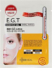 Düfte, Parfümerie und Kosmetik Feuchtigkeitsspendende Hydrogel-Augenpatches - Mediheal E.G.T Essence Gel Eyefill Patch