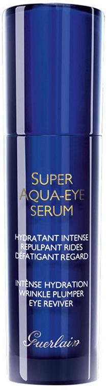 Intensiv feuchtigkeitsspendendes Serum für die Augenpartie - Guerlain Super Aqua-Eye Serum — Bild N1