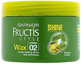 Düfte, Parfümerie und Kosmetik Haarwachs - Garnier Fructis Style Shine Wax