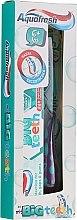 Düfte, Parfümerie und Kosmetik Zahnpflegeset für Kinder - Aquafresh My Big Teeth (Zahnpasta 50ml + Kinderzahnbürste 1St.)