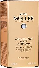 Gesichtsserum - Anne Moller ADN Goldage Eleve Cure Nourishing Radiance Treatment — Bild N2