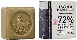Düfte, Parfümerie und Kosmetik Hypoallergene Naturseife Olive - La Corvette Savon de Marseille Olive