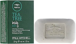 Düfte, Parfümerie und Kosmetik Seife mit Teebaum - Paul Mitchell Tea Tree Body Bar